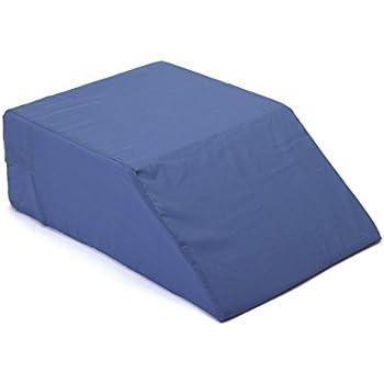 Amazon Com Leg Pillows Blue Leg Pillow Health