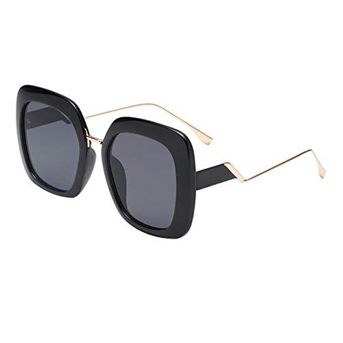 iNoDoZ Vintage Sunglasses Women Men Retro Gradient Shades Eyewear Fashion Eye Radiation Protection