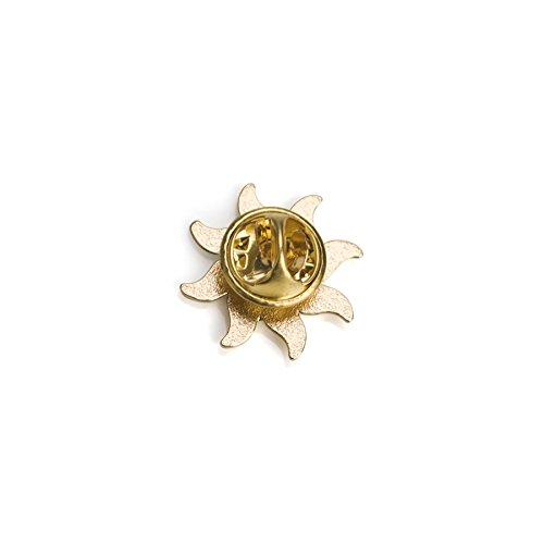 Papillon Sun Alice 50 Motif Pin's Fixation Face prix Avec épinglette EzOxqp