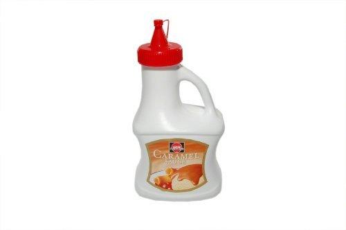 SCHWARTAUER WERKE GmbH & Co.KGaA: Schwartau Dessert Sauce - Caramel - 1 Flasc...