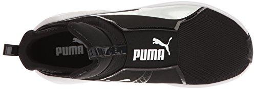 Puma Dames Felle Kern Crosstrainer Schoen Puma Zwart-puma Wit