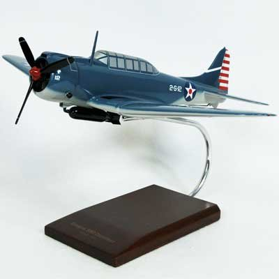 Mastercraft Collection Douglas SBD-5 Dauntless A-24B Model Scale:1/32