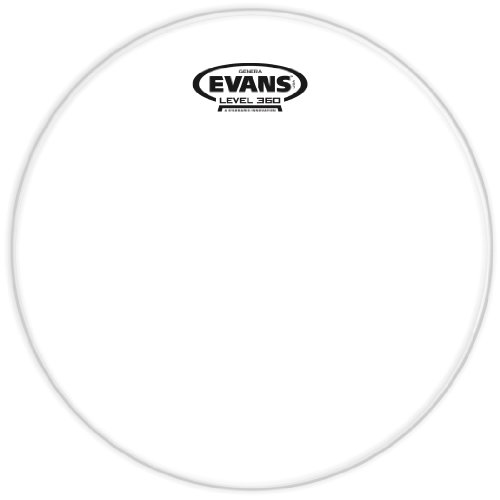 Evans Genera Resonant Drum Head, 12 Inch