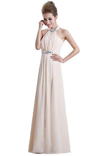 Empire Champange Drasawee Damen Kleid Empire Champange Empire Drasawee Damen Drasawee Damen Kleid Kleid Champange EOPdqrxP