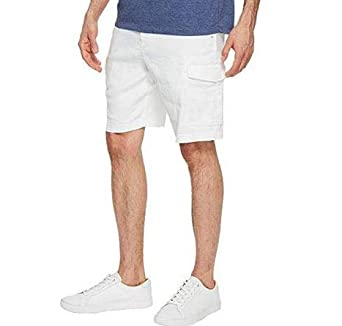 04b7b8d4b5 Image Unavailable. Image not available for. Color: Tommy Bahama Beach Linen  Cargo Shorts (Continental ...