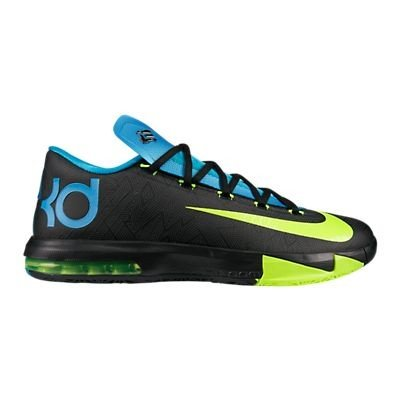 4a2c3231fbe5 Galleon - NIKE KD VI - Kevin Durant 6 - Basketball Sneakers (11 ...