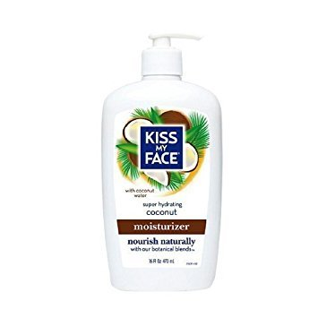 Description Kiss - Kiss My Face - Kiss My Face Coconut Moisturizer 16 Ounce - Pack Of 1