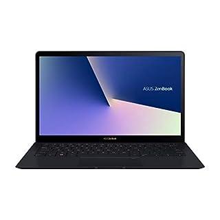ASUS ZenBook S UX391UA-XB74T 13.3-inch UHD 4K Touch, Intel i7-8550U, 16GB 2133MHz RAM ,512GB PCIE SSD, Windows 10 Pro, FP Sensor, Thunderbolt (Renewed)