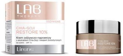 Lirene LAB Therapy Chia-Goji Restore SPF 15 - Crema de día (10 ...