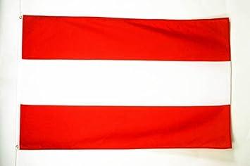 Az Flag Flagge österreich 150x90cm österreichische Fahne 90 X 150