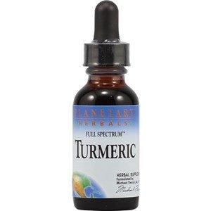 31qj8doRXCL - Planetary Herbals Turmeric Liquid Full Spectrum, 1 Fluid Ounce
