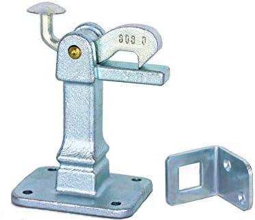 UHRIG ® TORFESTSTELLER XL Bodenplatte Torhaken Türstopper Türfeststeller #999-2
