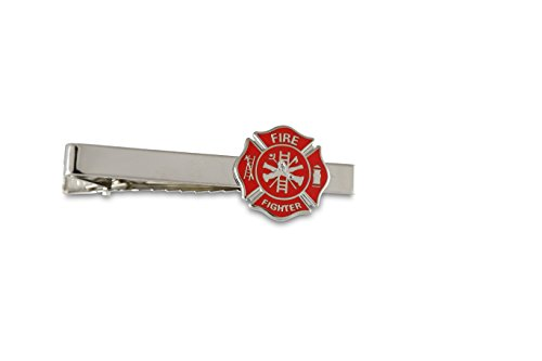 Firefighter Jewelry (Volunteer Firefighter - Silver)