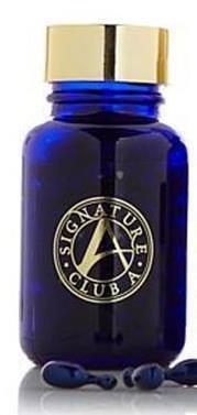 Signature Club A Precious Moroccan Argan Oil Night Cream Skin Balancing Capsules JUMBO 1.6 oz.