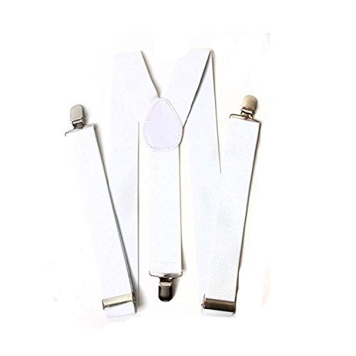 on nero indietro strap bianco Unisex bretelle Accessorystation® regolabile wx6q7IRRa