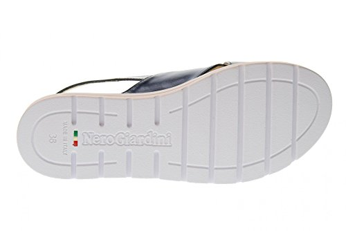 P805861d Sandali Nero Donna Scarpe Oceano 201 Giardini qSwIPxnSR