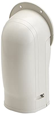 Rectorseal 84016 3.5-Inch Wall Inlet, White