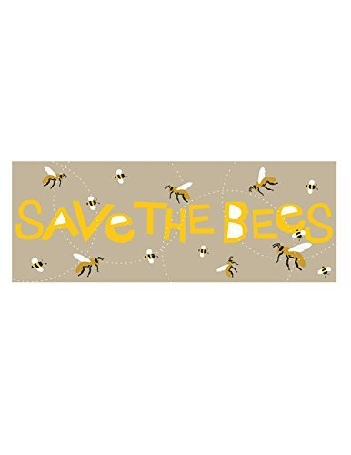 save-the-bees-bumper-sticker