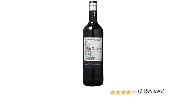 Yllera - Vino Tinto Tempranillo - 75 cl: Amazon.es: Alimentación y bebidas