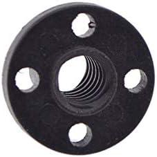 5 St/ück schwarz TR8 Leitspindel POM Nut TR8x2 // TR8x4 // TR8x8 Trapezgewindemuttern for Delrin Muttern 8mm LITAO-XIE Gr/ö/ße : Tr8x2 LT-3d