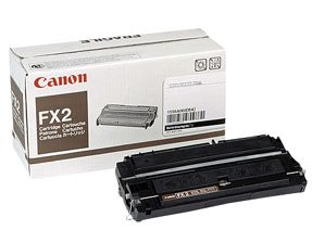 Canon FX2 Laser Class 5000, 5500, 7000, 7100, 7500, 7700 Toner 4,000 Yield, Part Number 1556A002BA