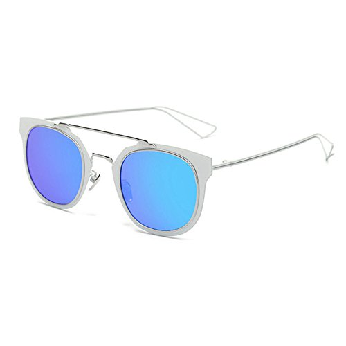 Aoligei Tendance des hommes et des femmes polarized lunettes de soleil polarisant miroir lunettes de soleil de couleur vraie shing aF6Qlb