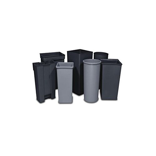 Pl 16 Plastic Liners - Rubbermaid Commercial Products FGL2416 Can Liner