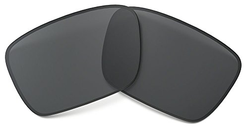 Oakley Fuel Cell 16-951 Iridium Rimless Sunglasses,Multi Frame/Black Lens,One - Cell Oakley Black Fuel