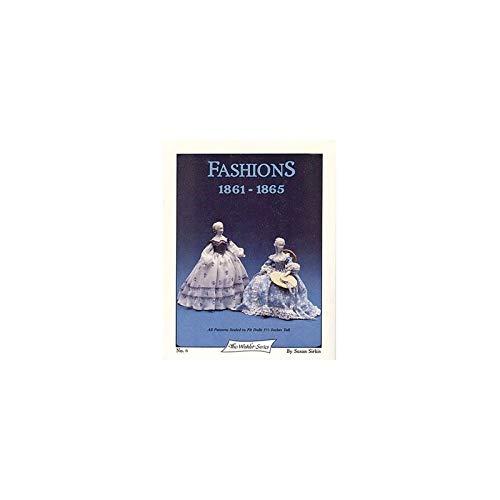 Superior Dollhouse Miniatures Wishlet Fashions No6 1861-1865 Susan Sirkis
