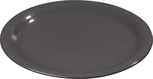 Carlisle 4300803 Durus Narrow Rim Melamine Pie Plate, 6.5