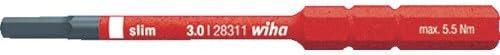 Wiha(ビーハ) 絶縁マガジン・リフトアップホルダー用六角ビット 2831-18H2.5 絶縁工具(ドライバー)