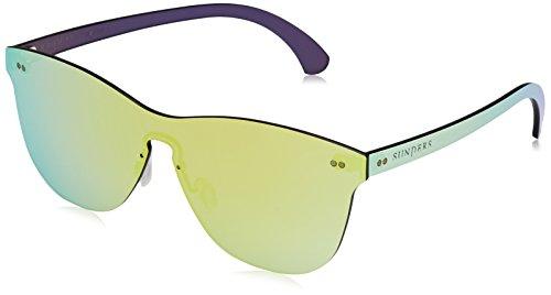 SUNPERS Sunglasses SU25.2 Lunette de Soleil Mixte Adulte, Bleu