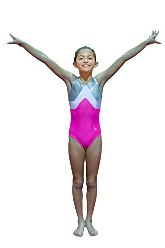 New Hologram Gymnastics Leotard - 2