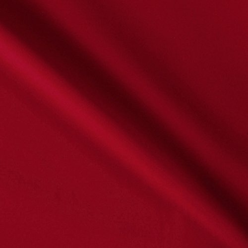 Suiting Weave (TELIO Double Weave Stretch Suiting Red Fabric By The Yard)