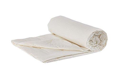 Sleep and Beyond myComforter Light, Washable Wool Comforter, King 102x90'
