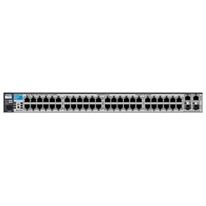 amazon com hp procurve 2610 48 ports 10 100 switch j9088a rh amazon com hp switch 2610-24 manual hp procurve switch 2610-48 manual