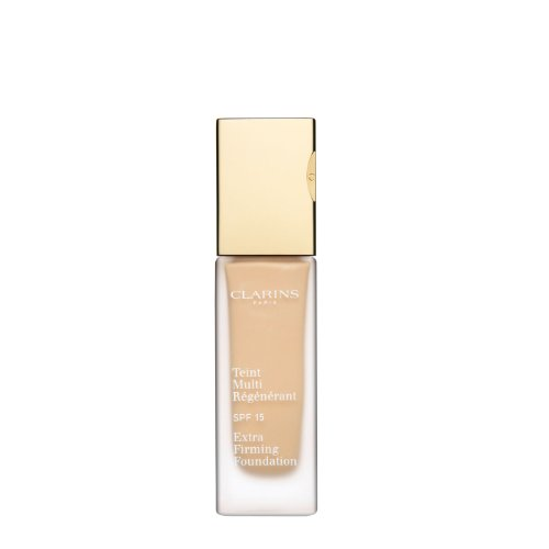 Clarins Extra-Firming Foundation SPF 15 Exceptional age-fighting and skin-firming benefits color: 108 sand, size: 1 fl oz,