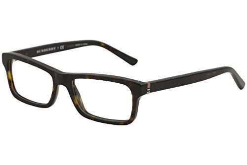 Burberry Men's Eyewear Frames BE2187 53 mm Dark Havana - Frames Burberry Men