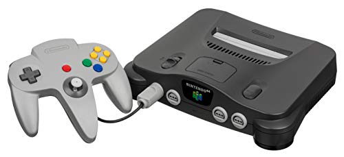 Nintendo 64 System – Video Game Console