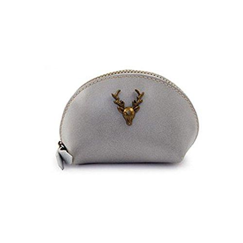 Tefamore Mode Womens Mini Lady Geldbörse Brieftasche Null Geldbörse Handtasche Clutch GY