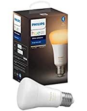 Philips Hue White Ambiance Edison Screw (E27) Dimmable LED Smart Bulb (Latest Model, Compatible with Bluetooth, Amazon Alexa, Apple HomeKit, and Google Assistant)