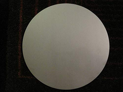 JumpingBolt 1/16'' (.0625) Aluminum Disc x 12'' Diameter, Circle, Round, 5052 Aluminum Material May Have Surface Scratches