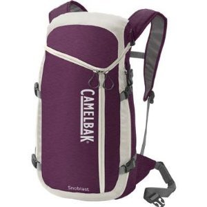 Camelbak Products SnoBlast Hydration Packs, 70-Ounce, Purple/Egret