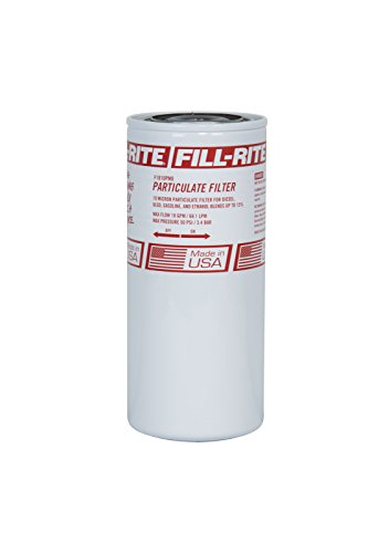 Fill-Rite F1810PM0 18 GPM Particulate Spin on Filter (Spin Net)