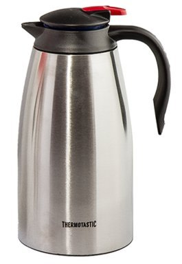 Thermotastic Everyday Vacuum Carafe, 2L., Stainless Steel, Excellent Price,