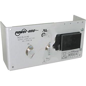 POWER-ONE HCCI5-3-AG Linear Power Supply