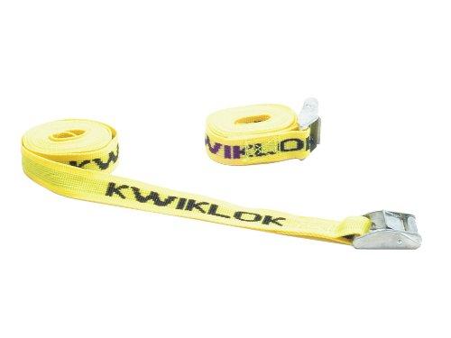 Polco Kwiklok 00920 Tiedowns 2.5m Pair Automotive Accessories Hand Tools Mechanics and Automotive Tools Tiedowns and Luggage Straps