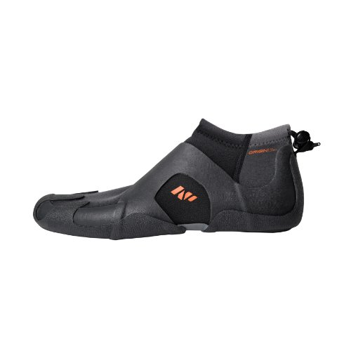 NP Surf Origin 3mm Low Cut Round Toe Boots, Black, ()