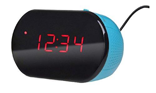 led alarm clock radio for sale only 4 left at 65. Black Bedroom Furniture Sets. Home Design Ideas