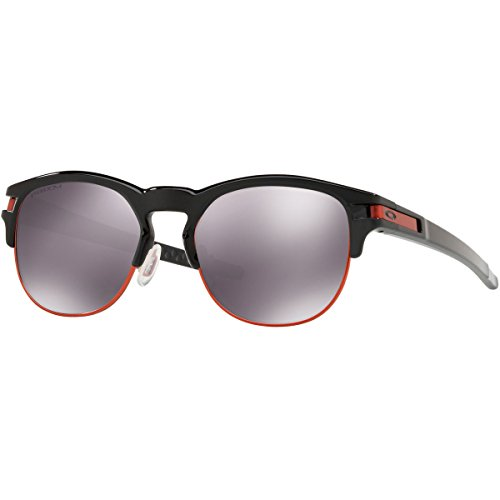 Oakley Men's Latch Key L Sunglasses,Polished - Oakley Suglasses